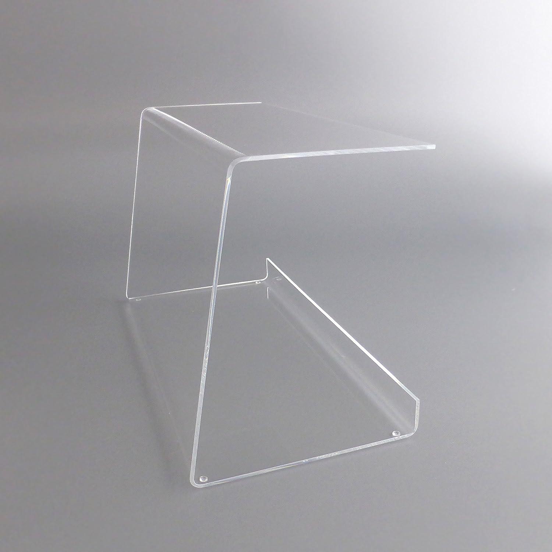 Compra Mampara de protección de metacrilato para hostelería en cristal acrílico o Plexiglas ® (50cm x 29, 5 cm x 23, 5 cm) en Amazon.es