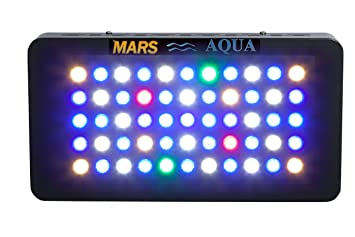 Mars Aqua - Luces led para acuario, 165 Watt, 165W 165.0watts: Amazon.es: Productos para mascotas