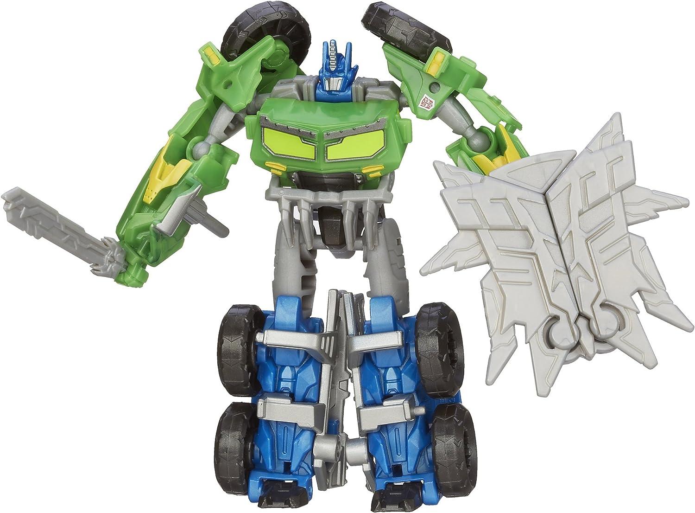 Transformers Prime Beast Hunters Commander Class Optimus Prime Action Figure
