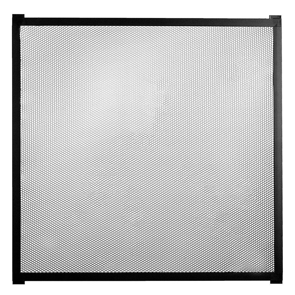 Fotodiox Pro Metal Honeycomb 2x2' Grid (50 degree) for the FACTOR 2x2 V-5000ASVL Studio Light by Fotodiox
