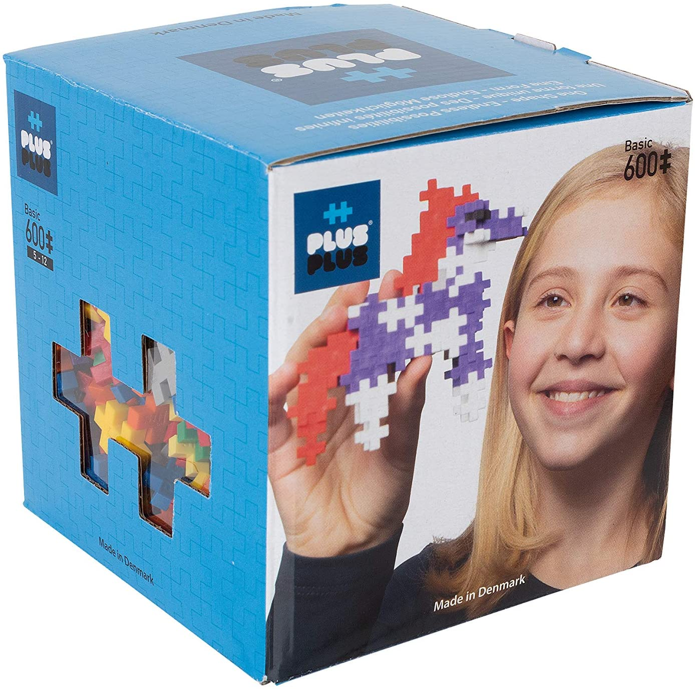 PLUS PLUS – Open Play Set/