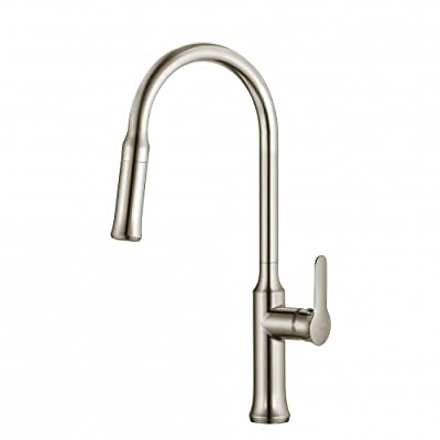 Kraus KPF-1630SS Nola Single Lever Pull-down Kitchen