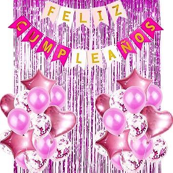 Cumpleaños, Feliz CumpleañOs Decoración, 30 Piezas de Happy ...