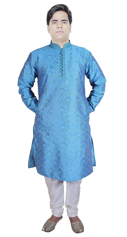 Camisa hombre lino pijama color turquesa manga larga seda vestidos largos de fiesta: Amazon.es: Ropa y accesorios