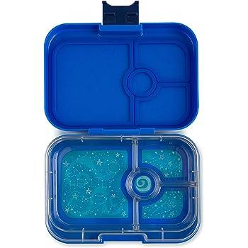 Amazon Com Yumbox Original Empire Blue Leakproof Bento