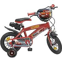 TOIMSA–Bicicleta para niños bajo Licencia Cars 312Pulgada (de