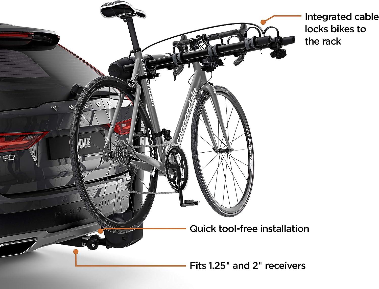 Thule Apex Xt 4 Bike Hitch Rack Sport Freizeit