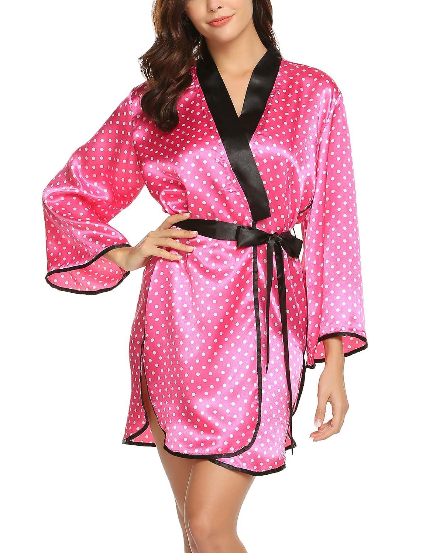 Femme Robe de Chambre Skione