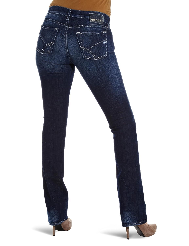 3ebfebc20b GAS Jeans Christy A Boot Cut Women s Jeans Denim W570 24W  Amazon.co.uk   Clothing