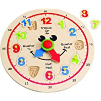 Hape E1600 - Orologio Happy Hour