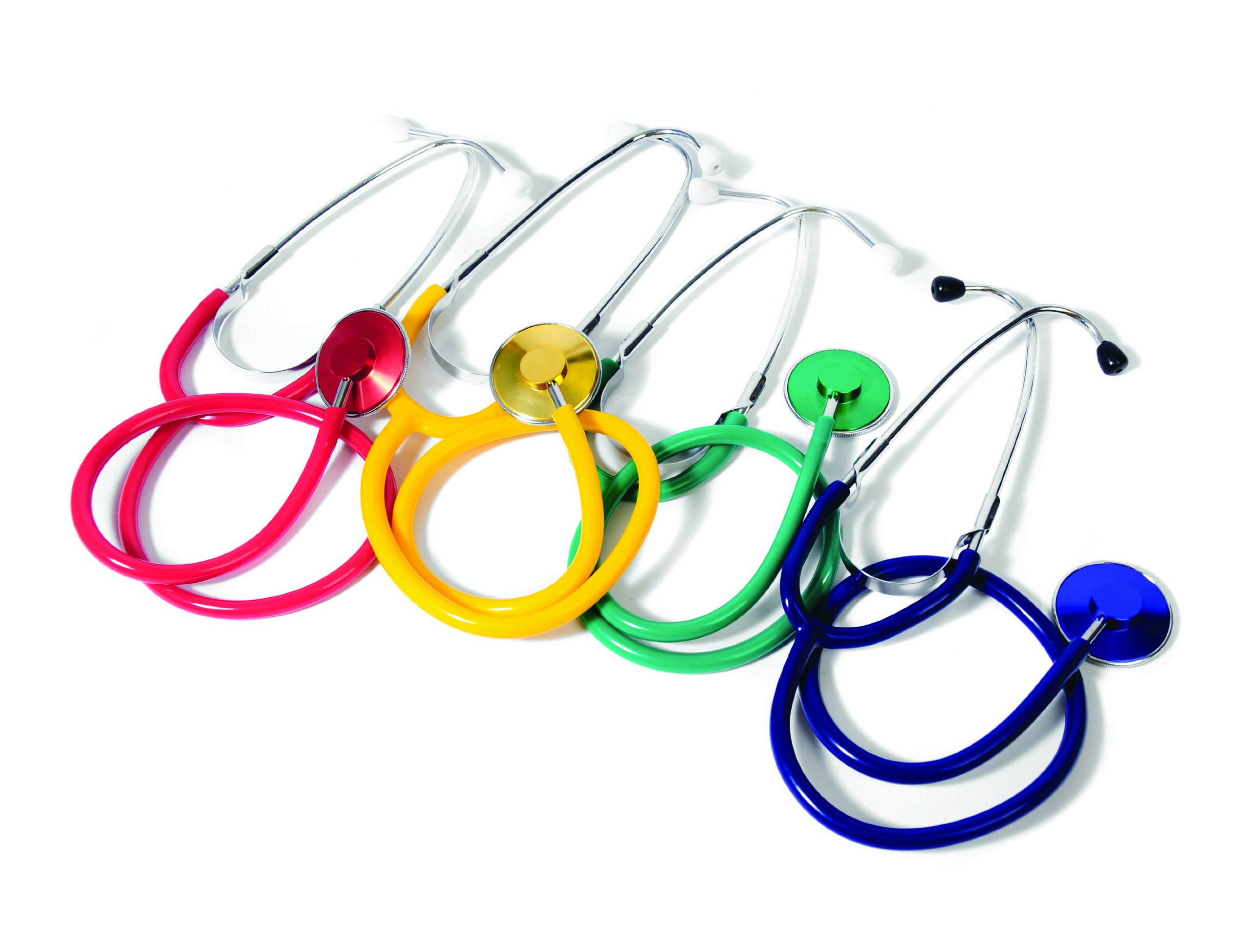 American Educational 4 Piece Stethoscope Set