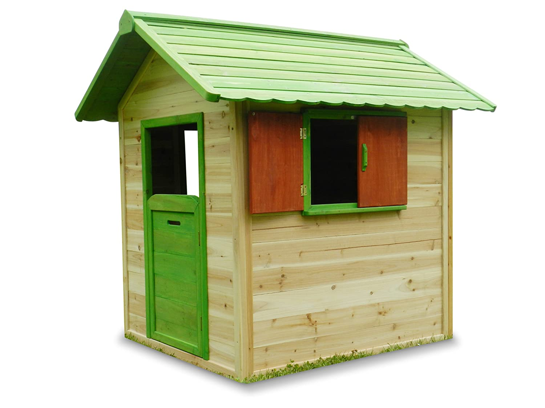 Kinderspielhaus LUDWIG - Spielhaus aus Holz