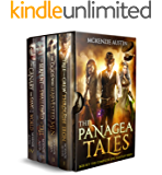The Panagea Tales Box Set: The Complete Epic Fantasy Series
