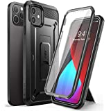 SupCase Unicorn Beetle Pro Series Case for iPhone 12 / iPhone 12 Pro (2020 Release) 6.1 Inch, Built-in Screen Protector Full-