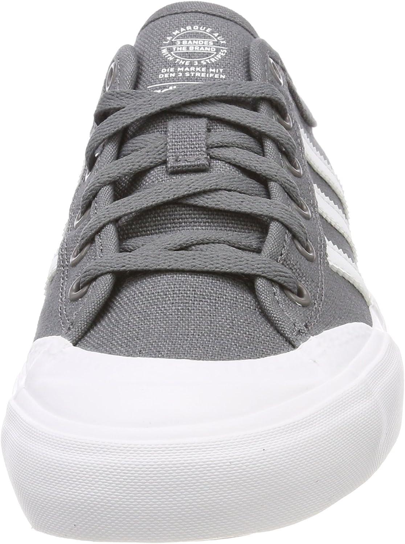 adidas Matchcourt, Baskets Mixte Enfant, Gris (Grey Four