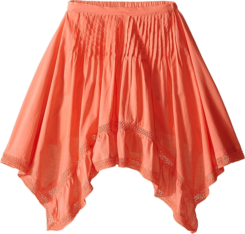 Pumpkin Patch Kids Womens Handkerchief Hem Skirt Toddler//Little Kids