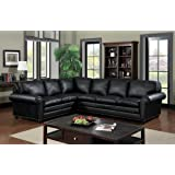 Furniture of America Culkin Sectional Sofa