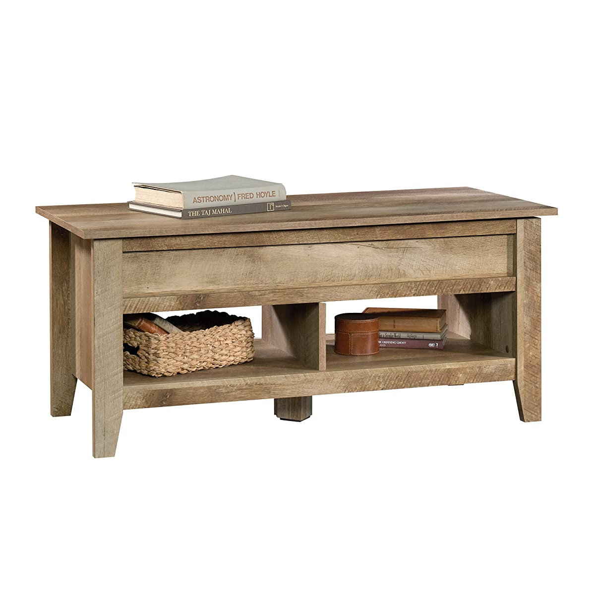 Sauder 420011 Coffee Table, Furniture, Craftsman Oak
