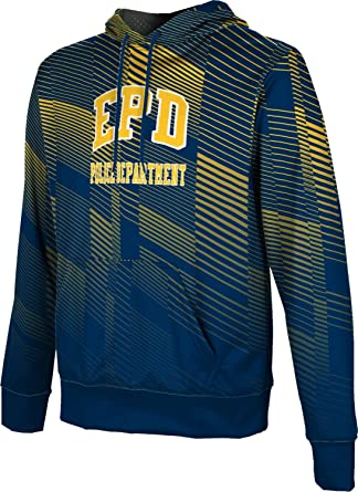 ProSphere Men's Eufaula Police Department Bold Pullover