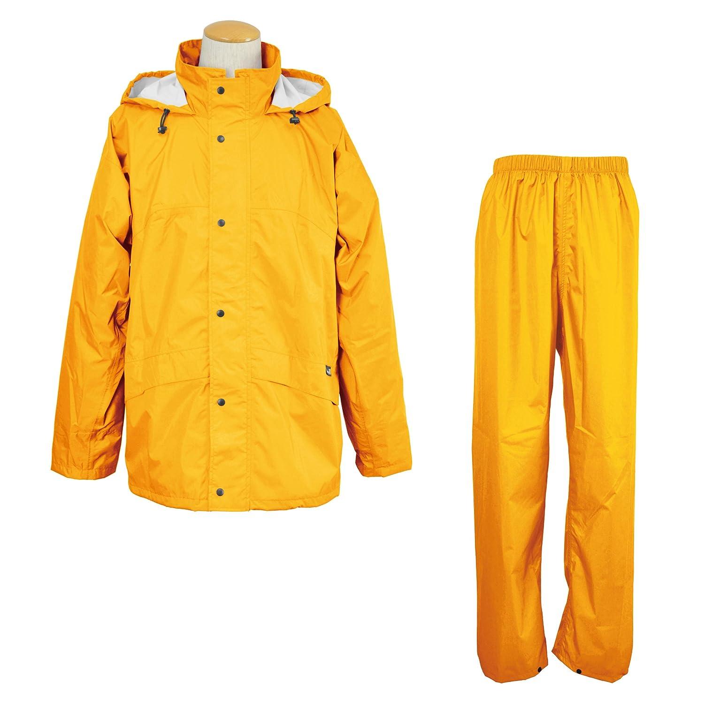 コヤナギ 【ムレないのに、濡れない。】 《防水透湿性+耐久撥水性/エントラント2000K》 ワークドライ #9500 B00KKM2G64 3L|オレンジ オレンジ 3L