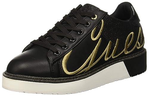 Guess Debora, Zapatillas de Gimnasia para Mujer: Amazon.es: Zapatos y complementos