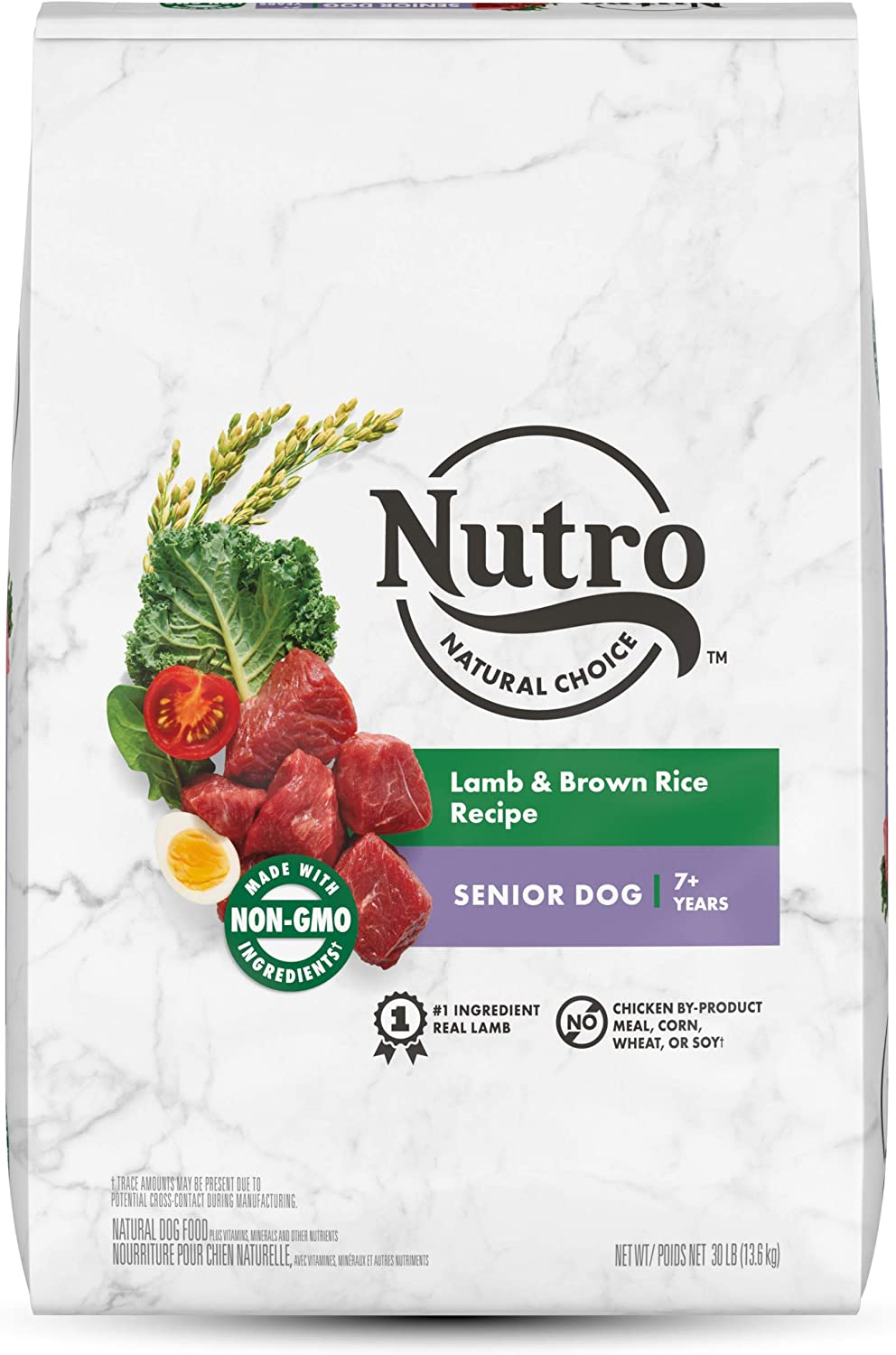 NUTRO NATURAL CHOICE Senior Dry Dog Food