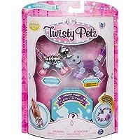 Twisty Petz - 3-Pack Surprise Collectible Bracelet Set for Kids,  Razzle Elephant, Pupsicle Puppy