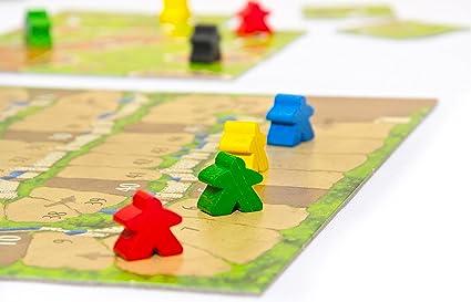 Devir- Carcassone Català (222654): Amazon.es: Juguetes y juegos