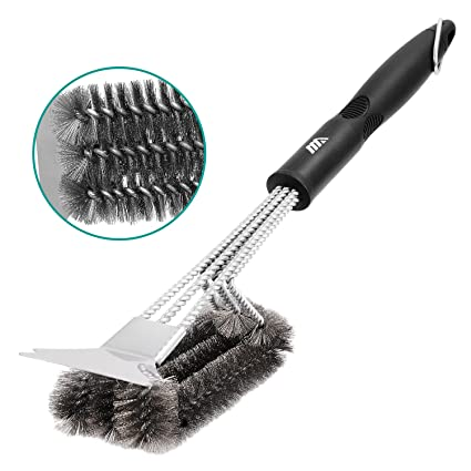 Yard, Garden & Outdoor Living BBQ Tools & Accessories The Better Grill Scraper Barbecue Cleaning Tool Stainless Steel Clean Blade XI