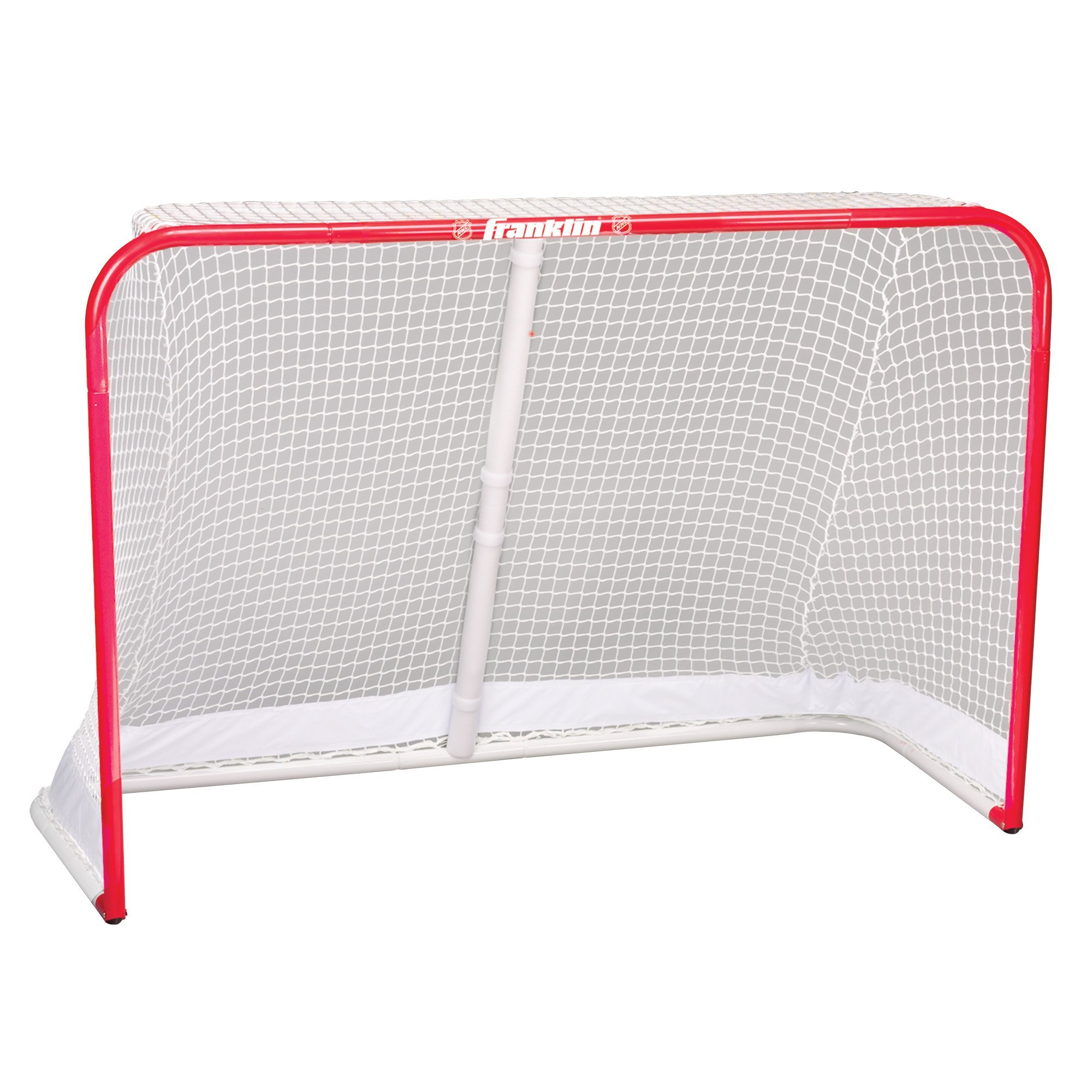 Franklin Sports NHL Championship Steel Street Roller/Hockey Goal (48-Inch x 72-Inch) by Franklin Sports (Image #1)