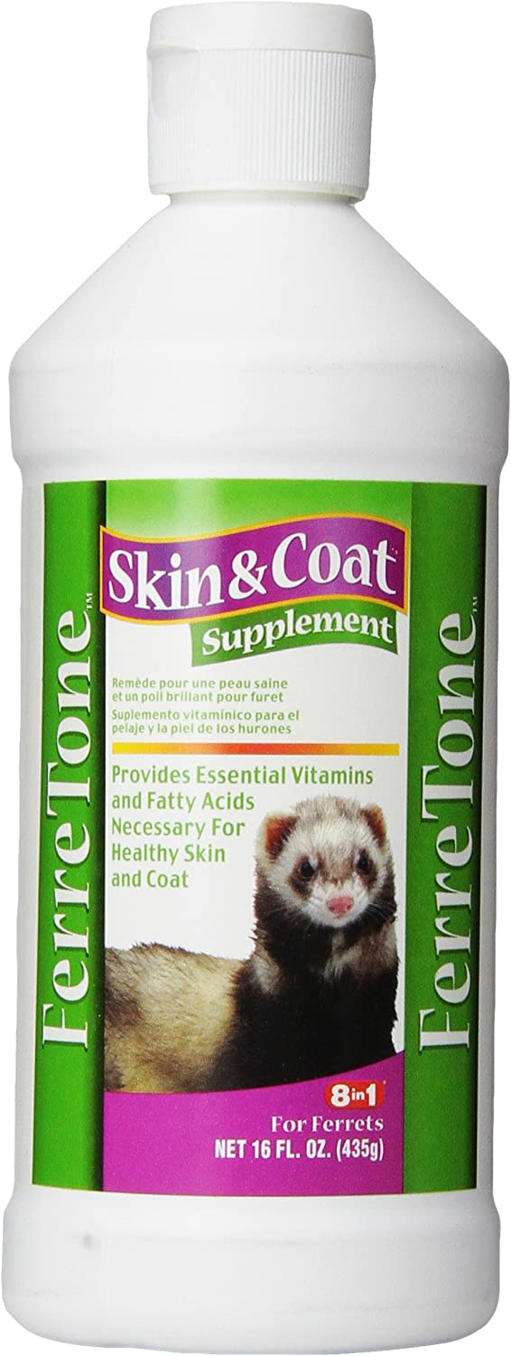 8in1 FerreTone Skin \u0026 Coat Supplement