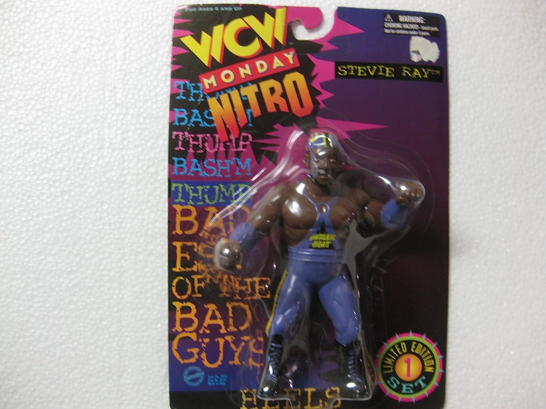Amazon.com: WCW Monday Nitro Stevie Ray The Badest Of The ...