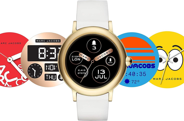 Amazon.com: Marc Jacobs Riley - Reloj inteligente para mujer ...