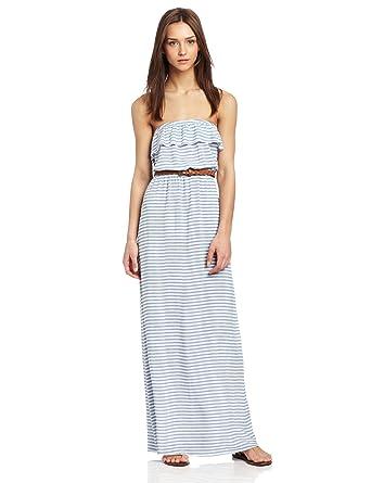 58d1ddc6293 Trixxi Juniors Printed Long Maxi Dress