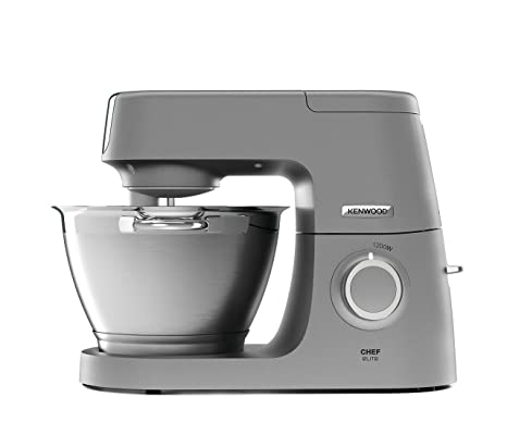 Kenwood Chef Elite Kvc5100s Stand Mixer Silver