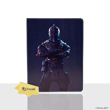 iCHOOSE Funda para iPad Fortnite Black Knight Apple iPad 234 ...