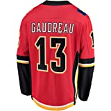 c63fc646d38 Outerstuff Johnny Gaudreau Calgary Flames Red  13 Youth Home Premier Jersey