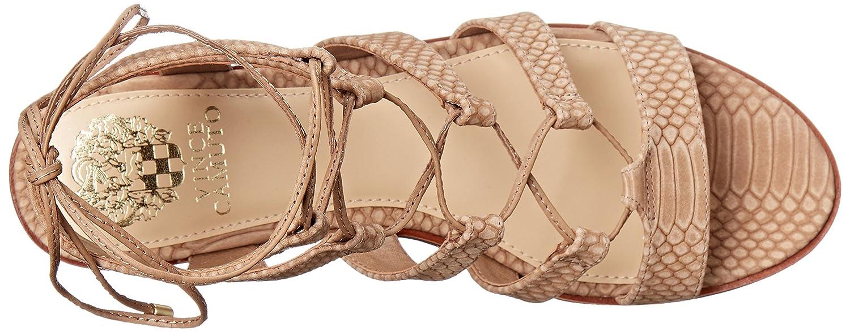Vince Camuto Women's Tany Gladiator Sandal B017WP0SHK 9.5 B(M) US|Mochaccino