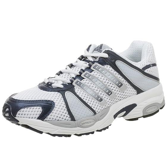 3fbf92e494 adidas Men's Response Cushion 16 Running Shoe,Runwht/Dpspac/Runwht ...