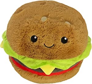 "Squishable / Hamburger Plush - 15"""