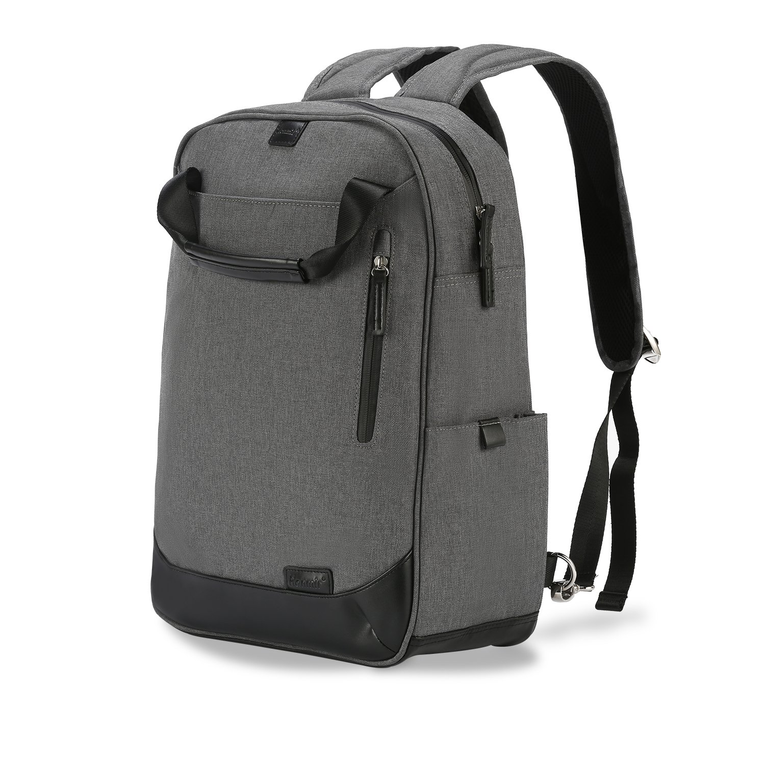 71652eabd70c Kopack Deluxe Black Waterproof Laptop Backpack- Fenix Toulouse Handball