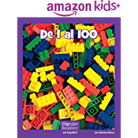 De 1 a 100 (Wonder Readers Spanish Fluent) (Spanish Edition)