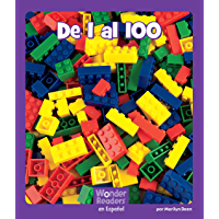 De 1 a 100 (Wonder Readers Spanish Fluent) (Spanish Edition) book cover