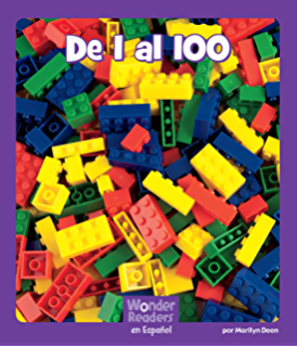 De 1 a 100 (Wonder Readers Spanish Fluent) (Spanish Edition)