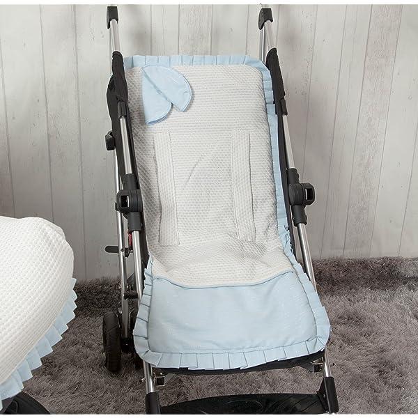 Babyline Destellos - Colchoneta ligera para silla de paseo, color ...