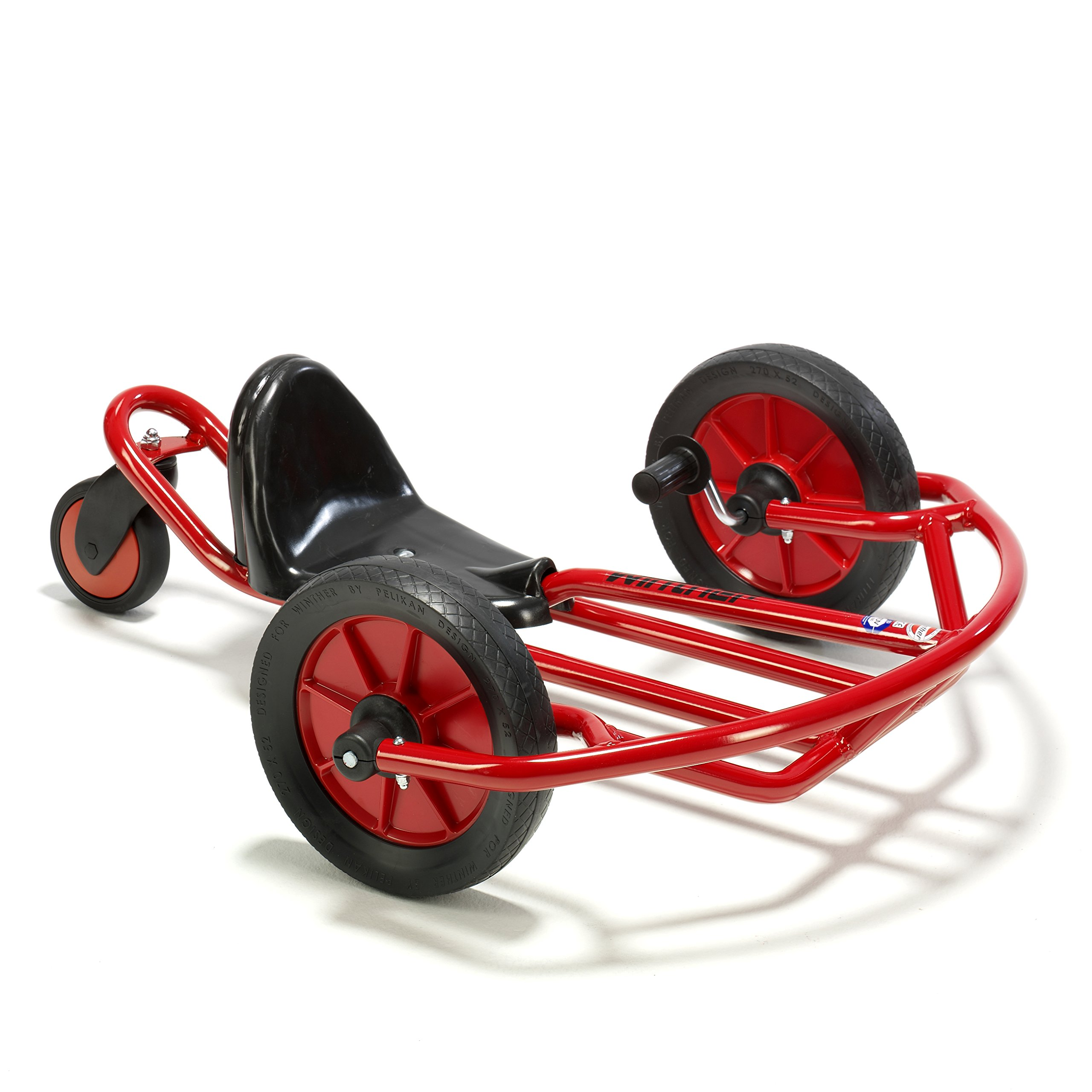 Winther WIN464 Swingcart, Ages 3-8 Grade Kindergarten to 1, 11.3'' Height, 28.23'' Wide, 27.32'' Length