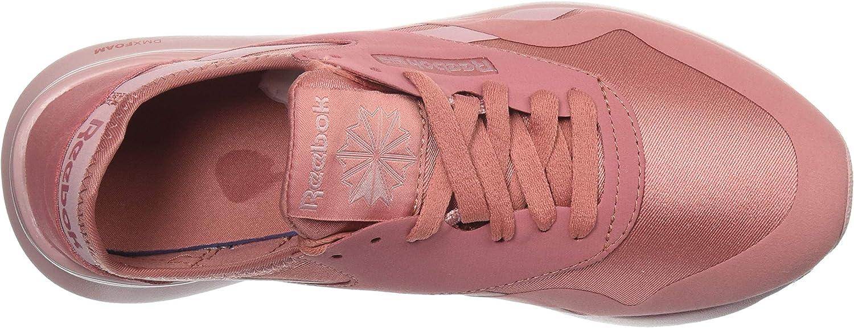 Reebok Classic Nylon, Sneakers Basses Homme Argile Cuite Rose Fumée