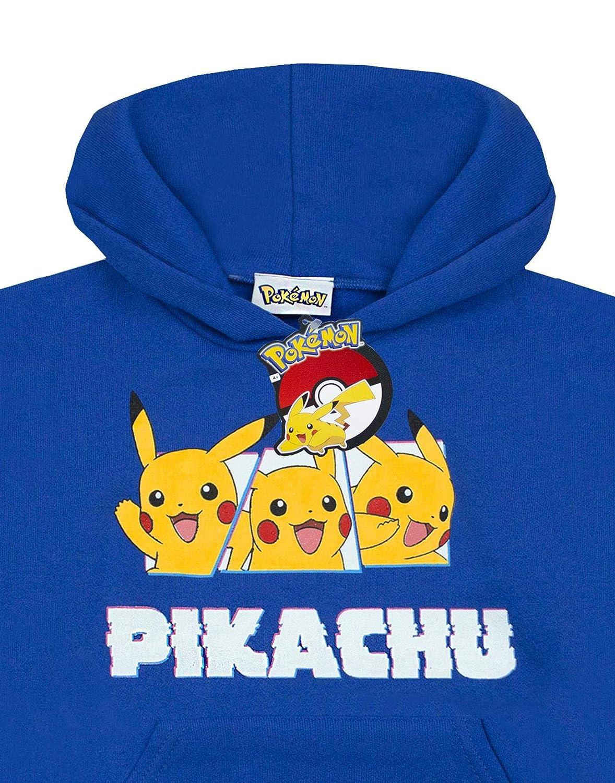 Noisy Sauce Gar/çons Sweat /À Capuche Pokemon