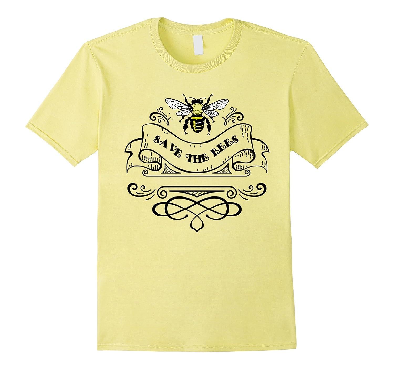 Save The Bees Shirt Raise Awareness Bee Tshirt Vintage