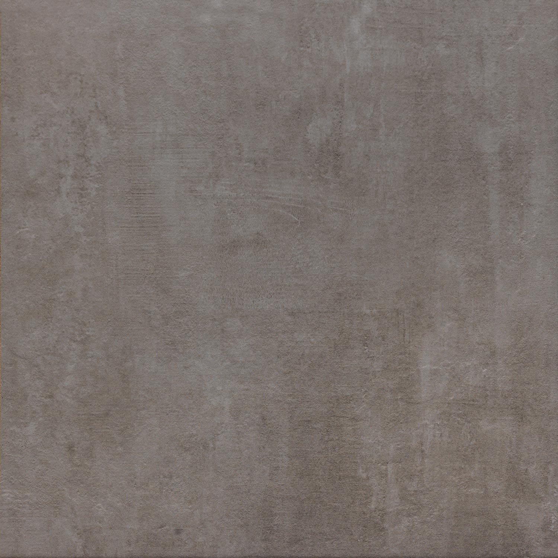 Muster ab 10x10cm Bodenfliesen New Concrete beige-grau matt rektifiziert im Gro/ßformat 60x60cm aus Feinsteinzeug Fliese in Betonoptik